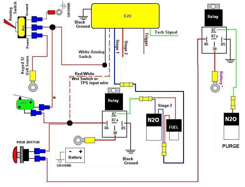 Nitrous system wiring diagram on nitrous images free download s i0 wp com ls1tech com forums attachments n nitrous system wiring diagram 56 sciox Gallery