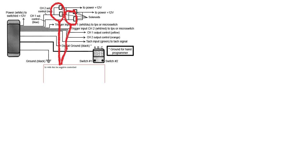 medium resolution of nos micro switch wiring diagram need help wiring nos 2 stage mini progressive controler switch jpg