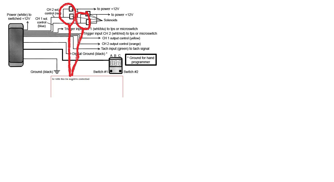 hight resolution of nos micro switch wiring diagram need help wiring nos 2 stage mini progressive controler switch jpg