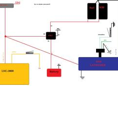 Nitrous Wiring Diagram With Window Switch Er For Insurance Database Lnc 2000 And Nos Launcher Ls1tech