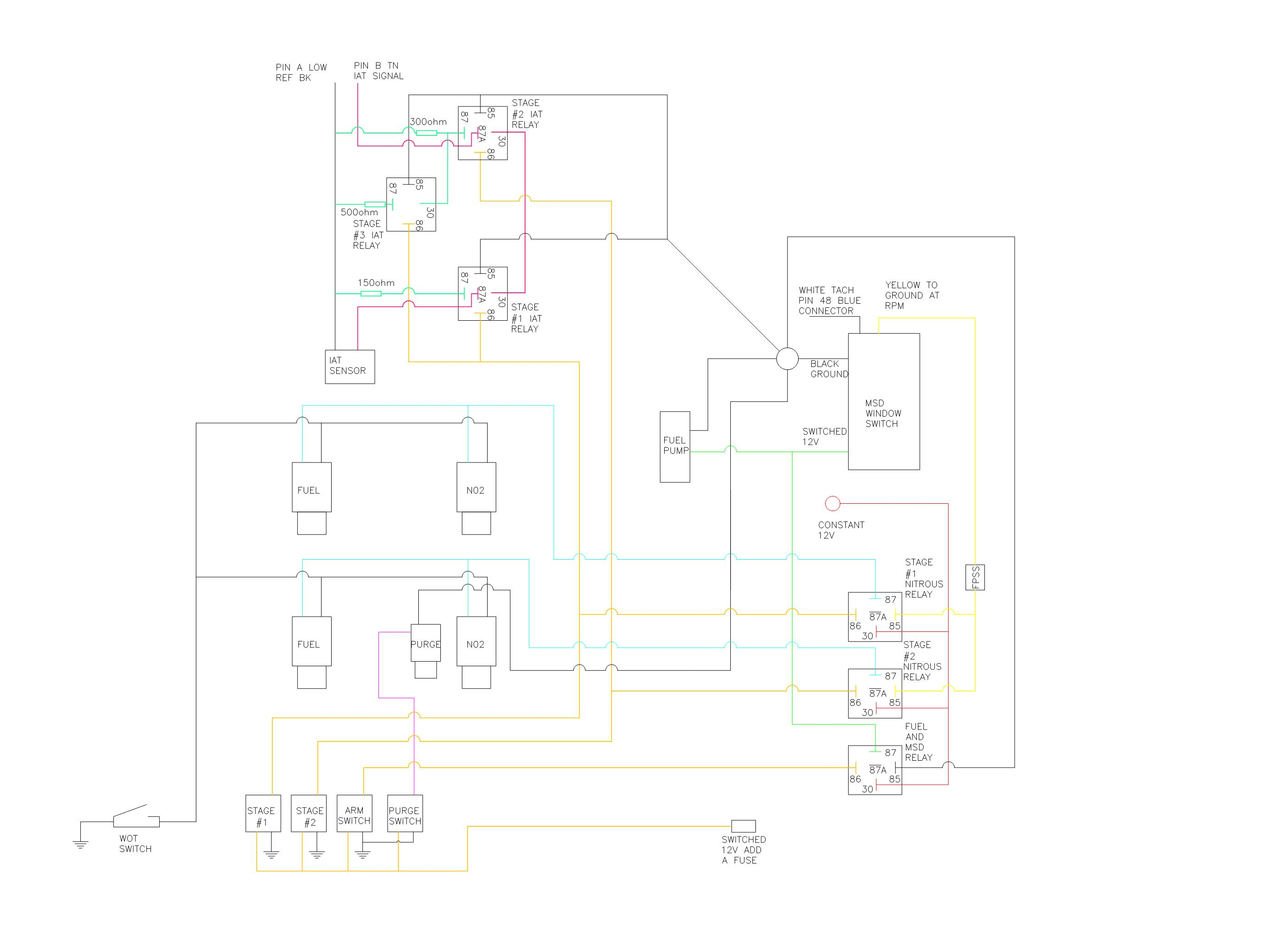 Wiring Diagram Further Nos Nitrous Wiring Diagram Together With