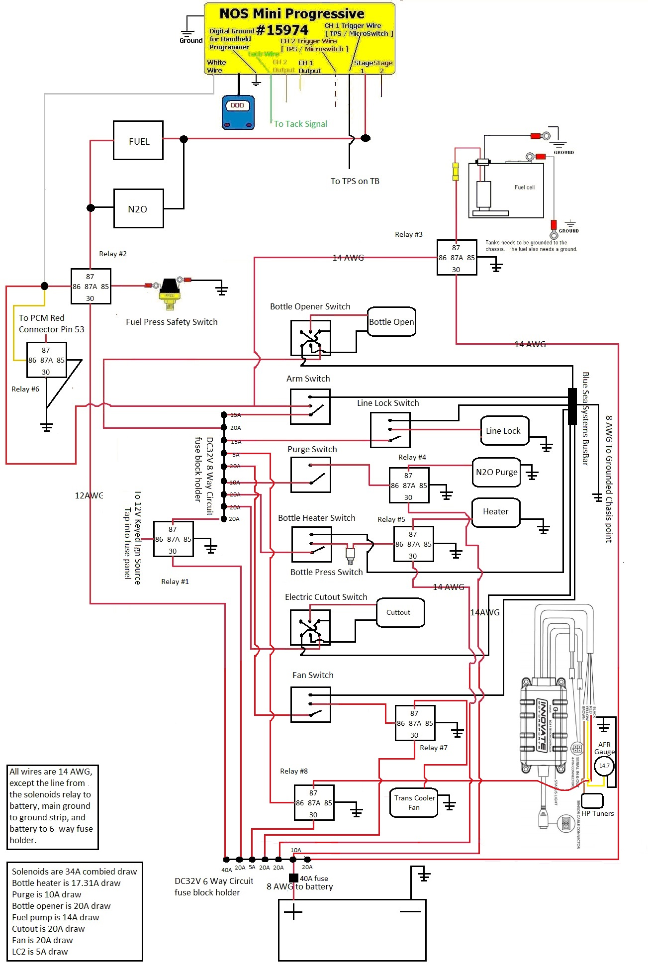nitrous wiring diagram with purge computer ports my install pics ls1tech camaro and