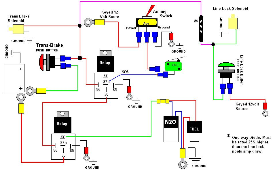 nitrous wiring diagram with transbrake ford 4 6l engine paging nx ricky - ls1tech camaro and firebird forum discussion