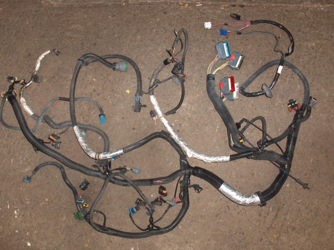 hight resolution of 97 camaro z28 lt1 4l60e engine wire harness ls1tech camaro and rh ls1tech com lt1 swap