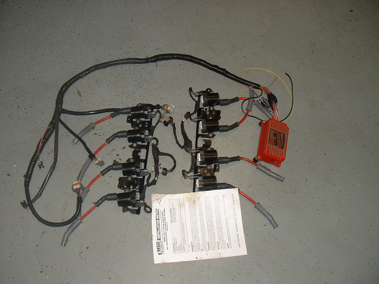 Msd 6ls Wiring msd 6al wiring diagram msd 60143 - jauh ... Msd Wiring Harness on