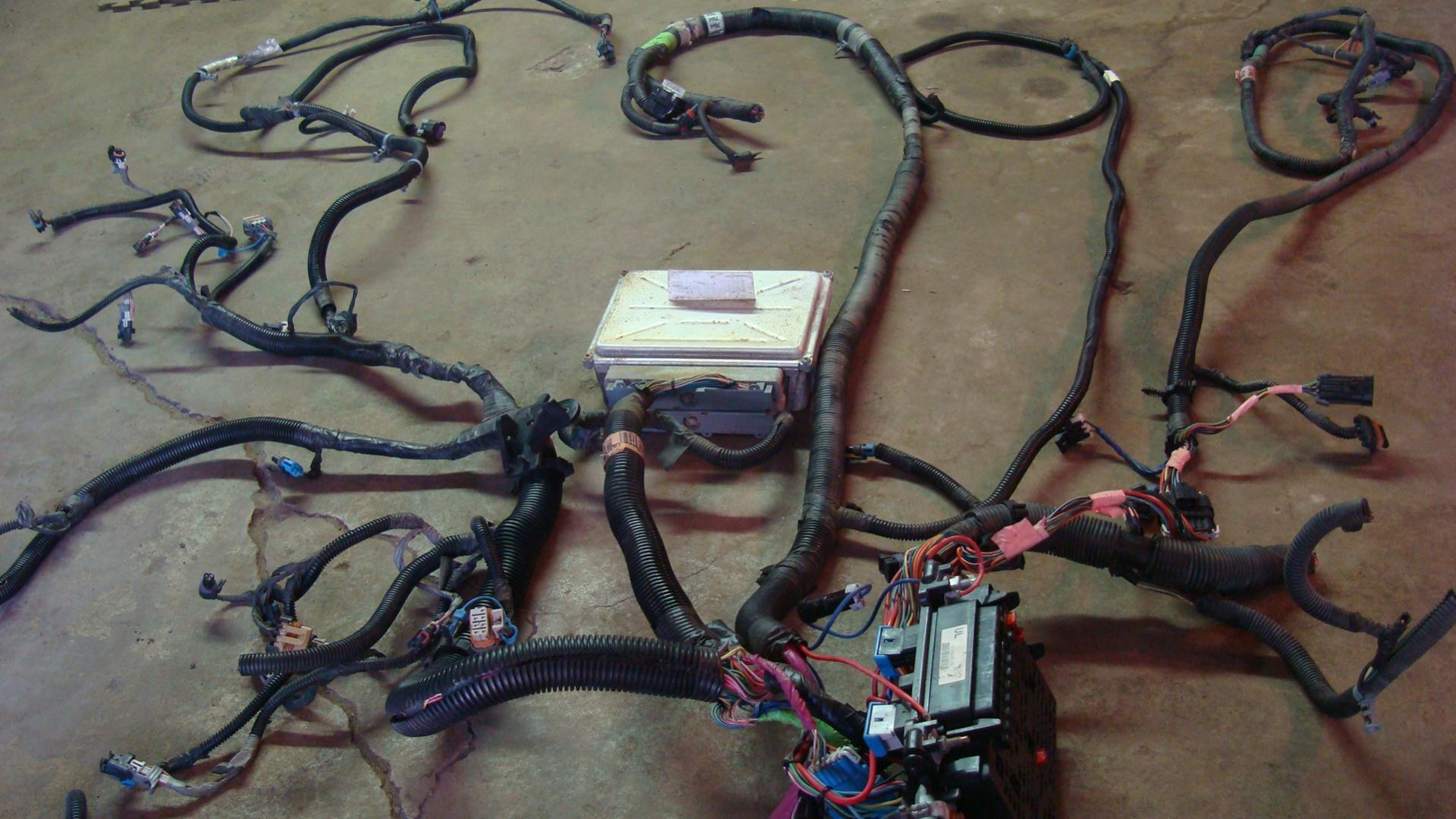 Vortec Wiring Harness