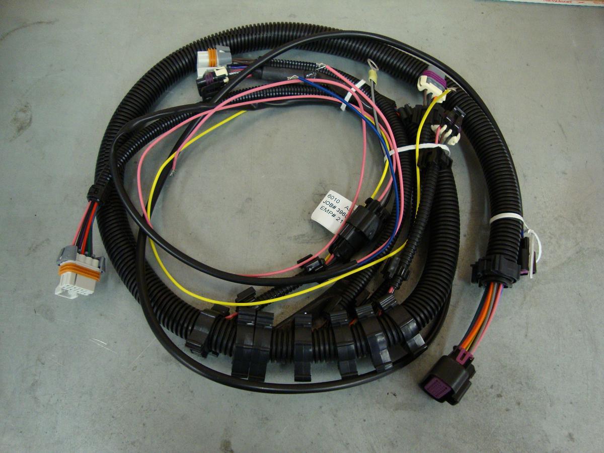 Msd 6ls Wiring Harness | Repair Manual