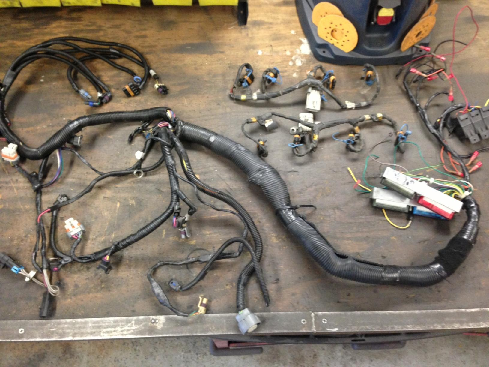Standalone Ls1 Wiring Harness Further Discuss Lt1 Stand Alone Wiring