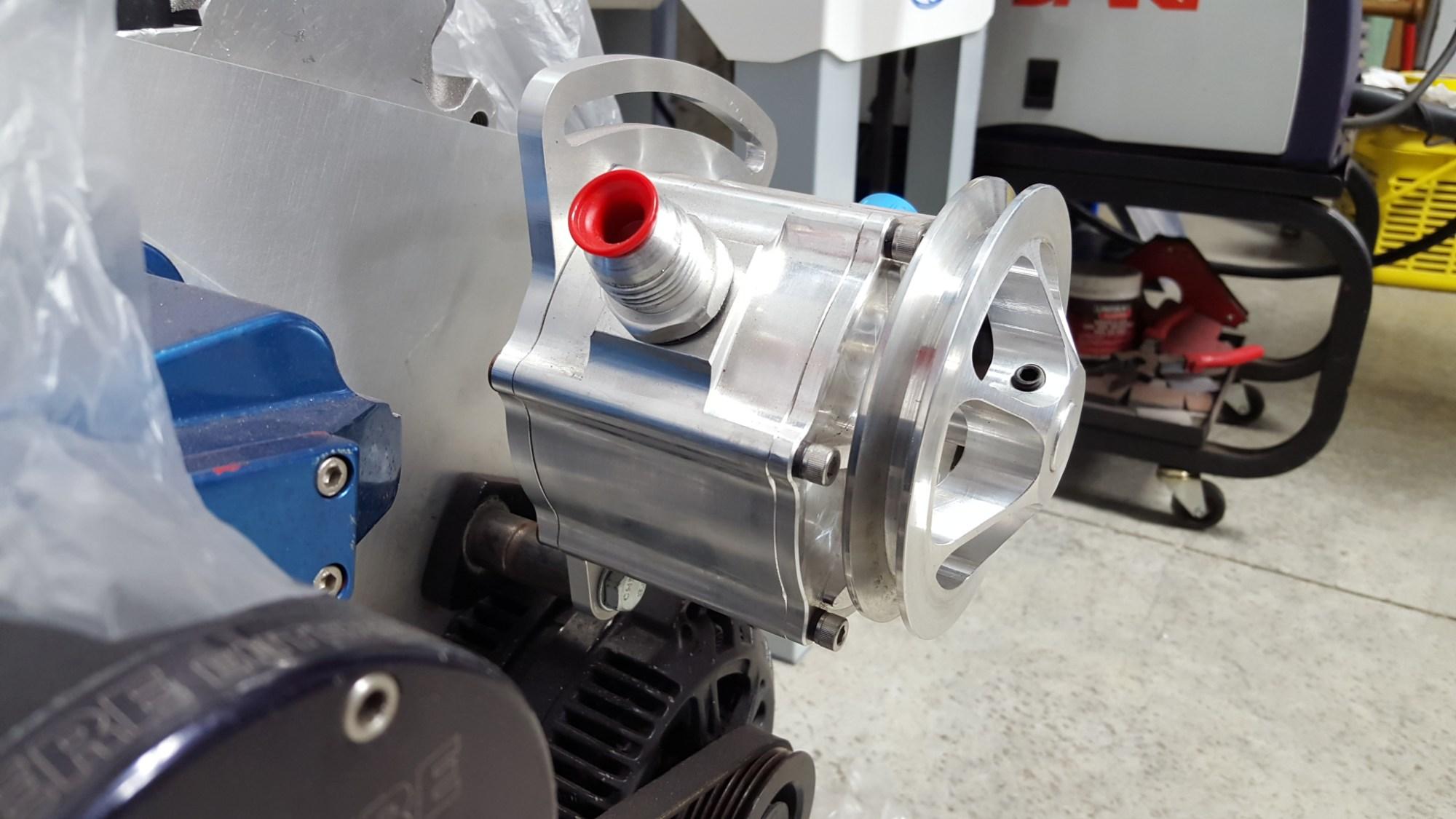 hight resolution of aerospace vacuum pump photos