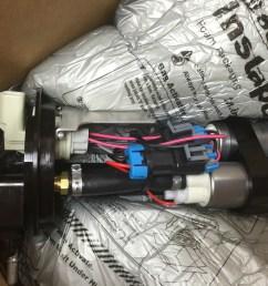 squash dual pump fuel system bnib 1000whp img 3025 jpg  [ 3264 x 2448 Pixel ]