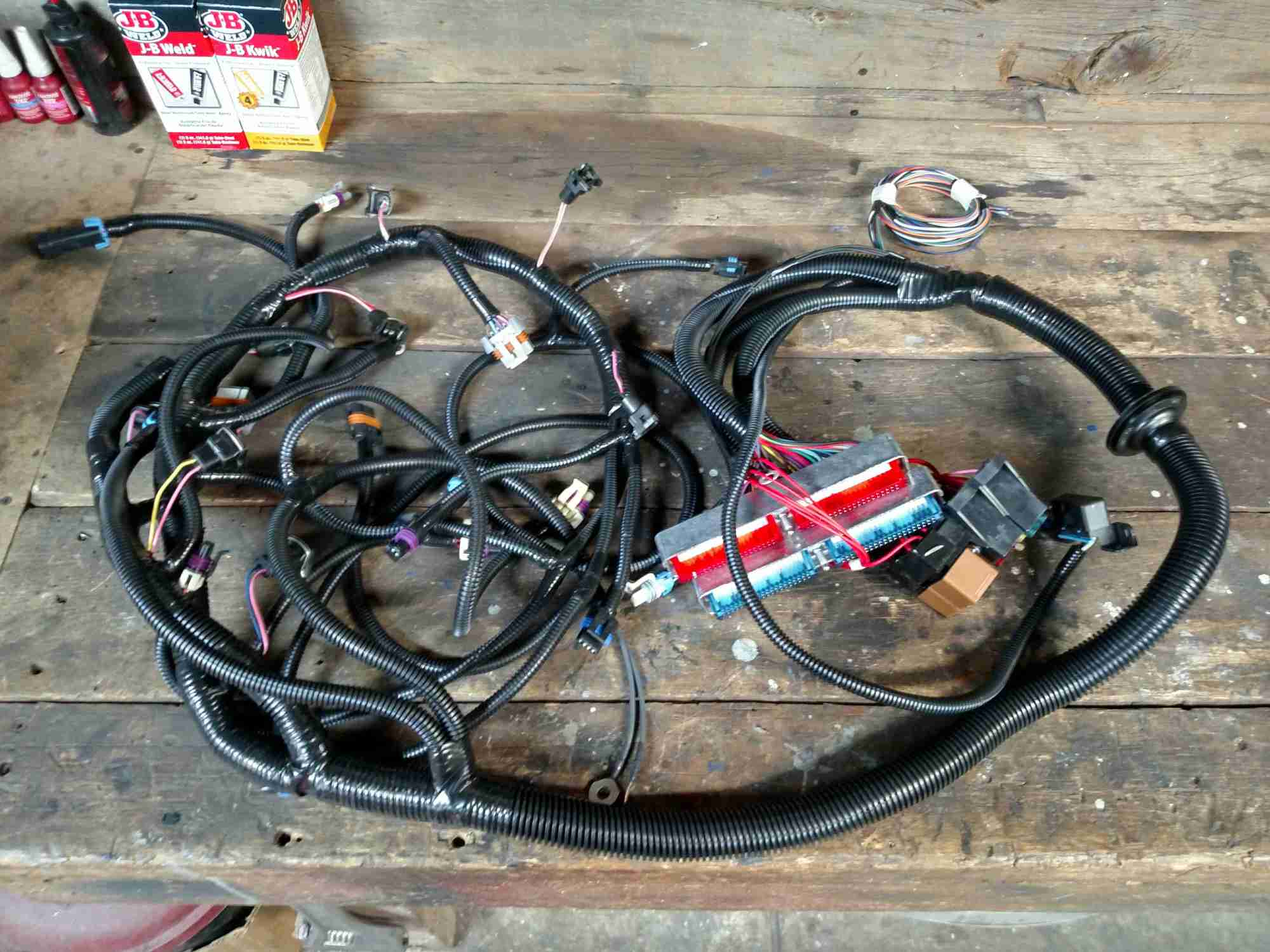 hight resolution of psi ls1 t56 standalone wiring harness ls1tech camaro t1 wiring ls1 t56 wiring harness