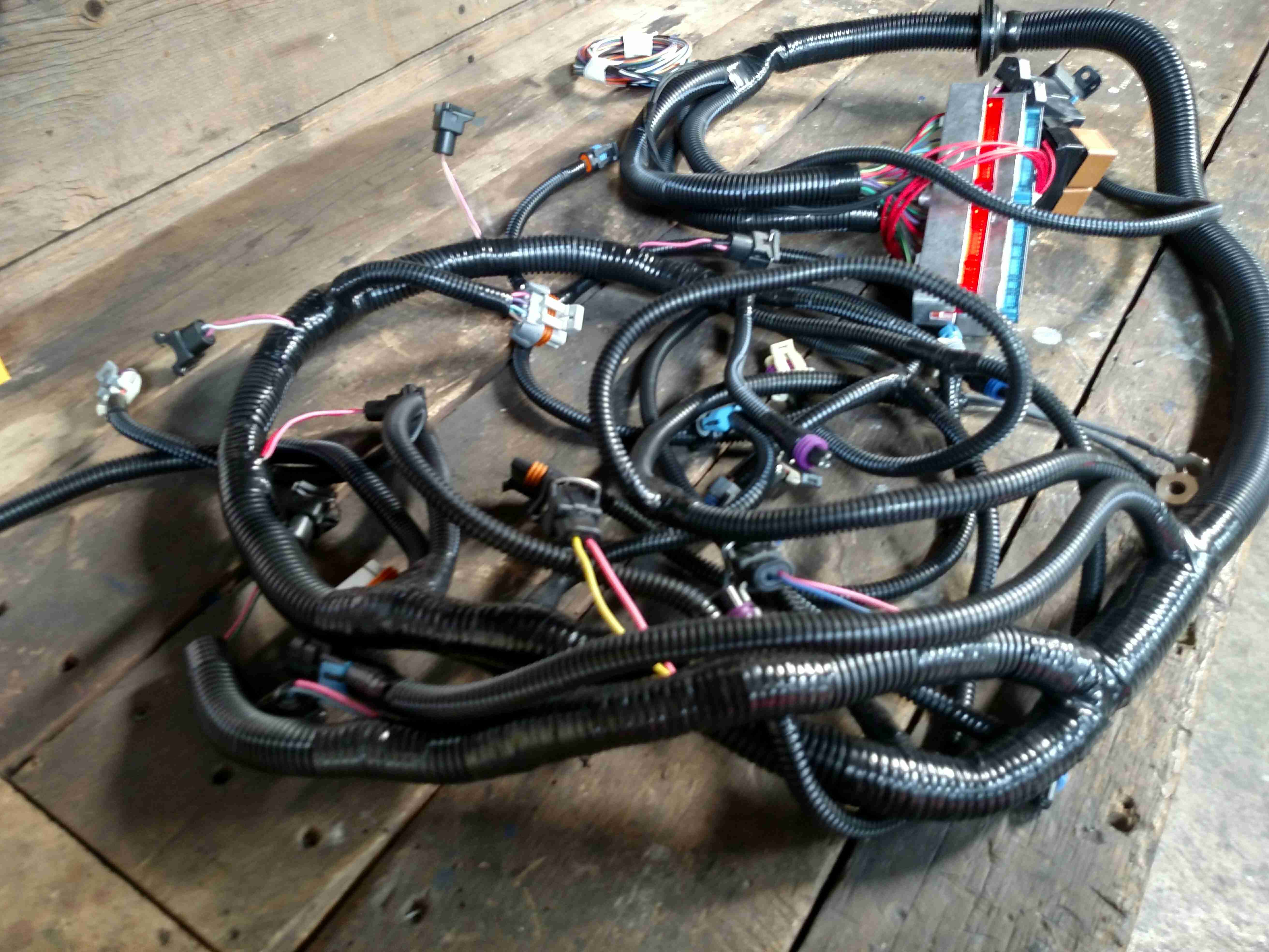 PSI LS1 T56 Standalone Wiring Harness LS1TECH Camaro And