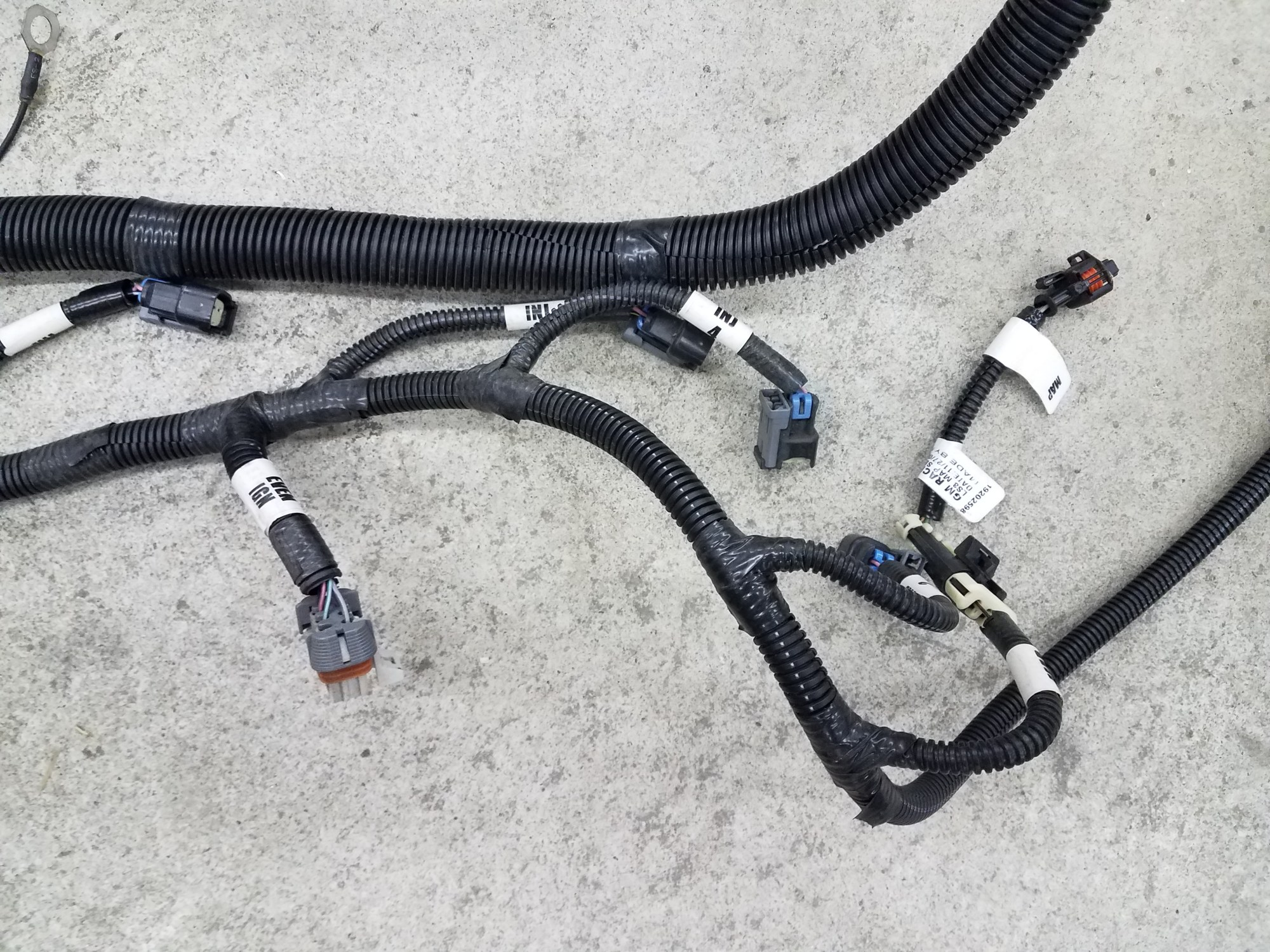 hight resolution of  gmpp ls3 crate engine wire harness new 20171029 193905 jpg