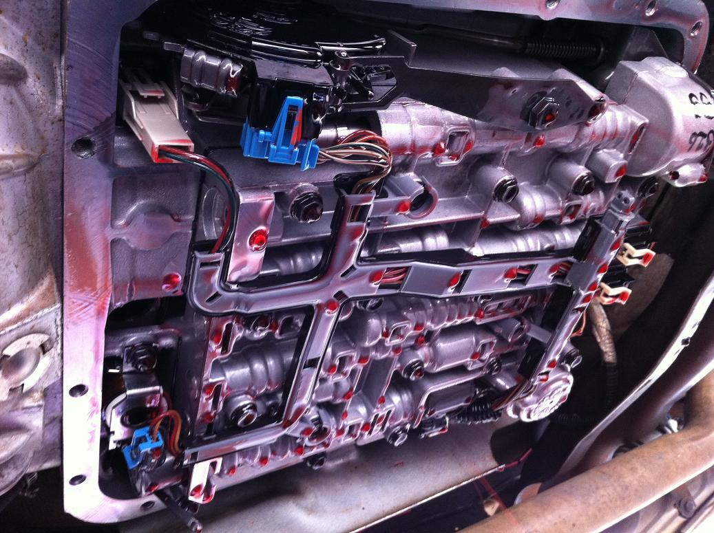 700r4 Transmission Valve Body Diagrams In Addition 4t65e Transmission