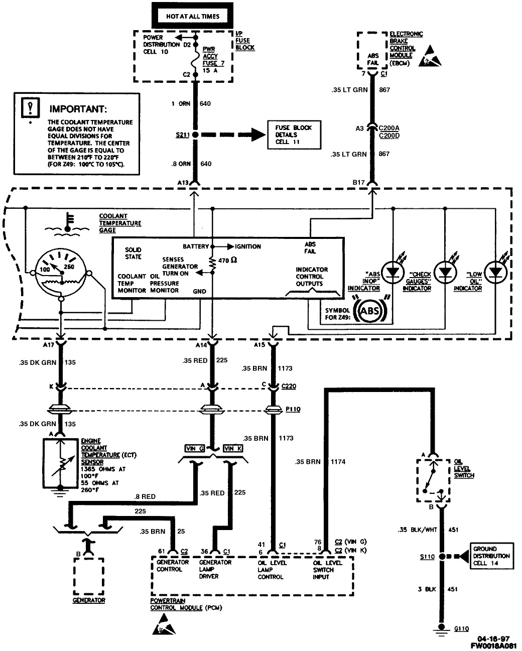 Ls1 Alternator Wiring Harnes Diagram