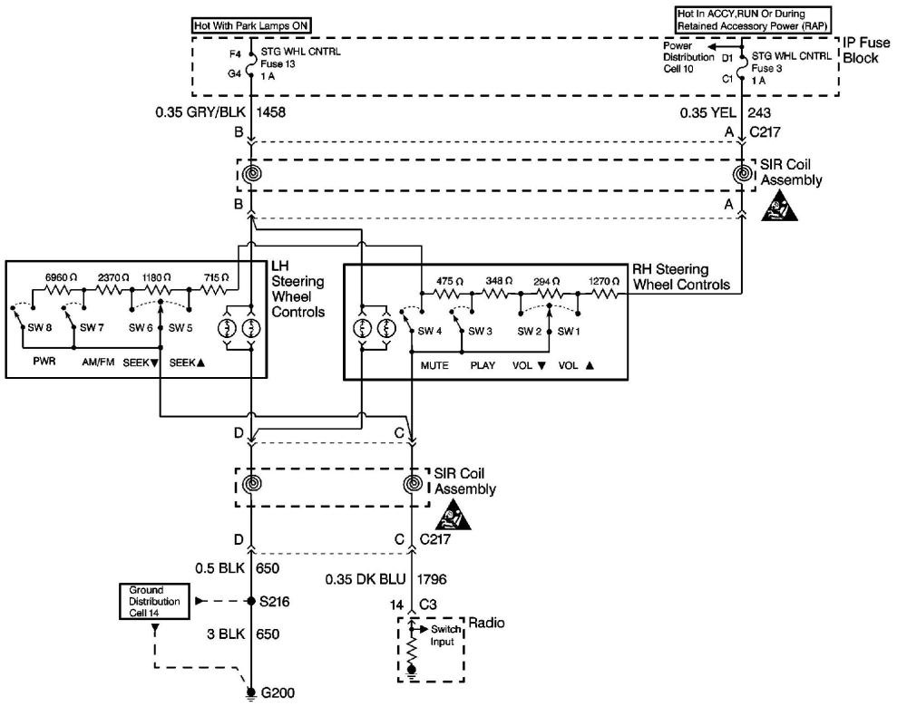 medium resolution of help me separate my steering wheel control from my head c5 corvette headlight wiring diagram c5