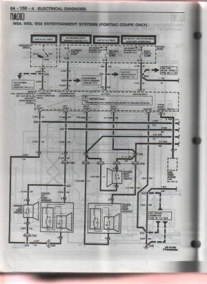 1996 10 speaker pontiac system pre monsoon aftermarket 5