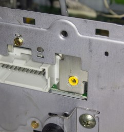 aux input to factory delco head best method mg 6801 jpg [ 2048 x 1365 Pixel ]
