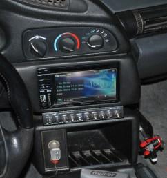 1994 camaro double din install pics and info ls1tech camaro and maroon camaro 1995 camaro stereo wiring [ 3872 x 2592 Pixel ]