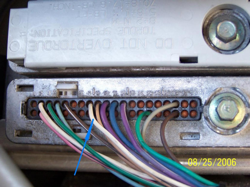 remote car starter wiring diagram toyota where is the tach wire in 1999 v6???? - ls1tech camaro and firebird forum discussion