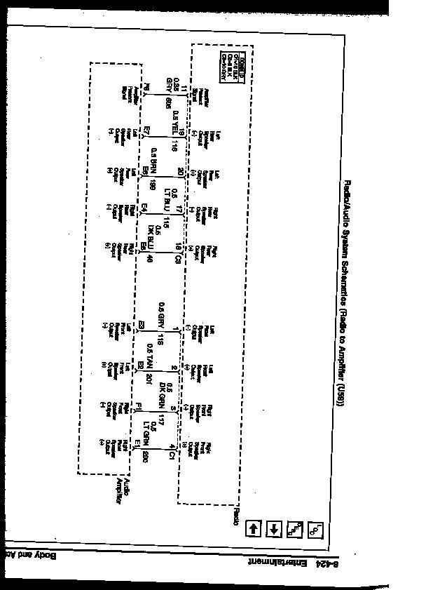 Pontiac G6 Monsoon Wiring Diagram, Pontiac, Get Free Image