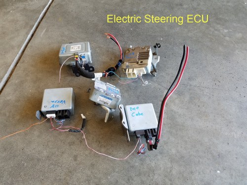 small resolution of electric power steering with fail safe no ebay module and no caster issues