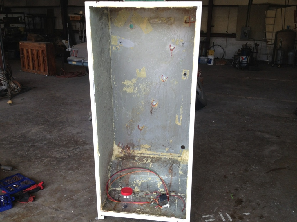 hight resolution of diy powder coating oven build oven 4 jpg