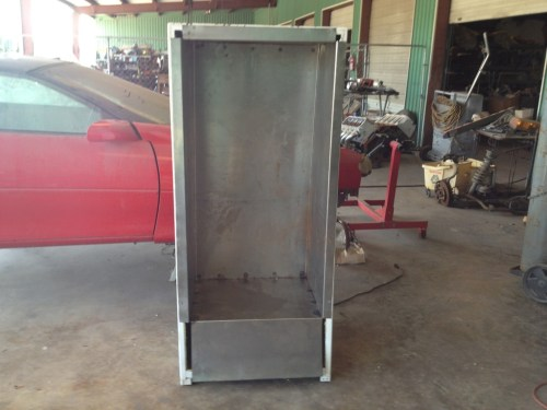 small resolution of diy powder coating oven build oven 5 jpg