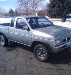 1993 nissan pickup 4x4 se extended cab for sale or trade ls1tech 1993 nissan pickup 4x4 [ 2047 x 1535 Pixel ]