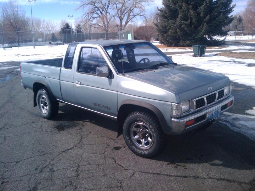 medium resolution of 1993 nissan pickup 4x4 se extended cab for sale or trade ls1tech 1993 nissan pickup 4x4