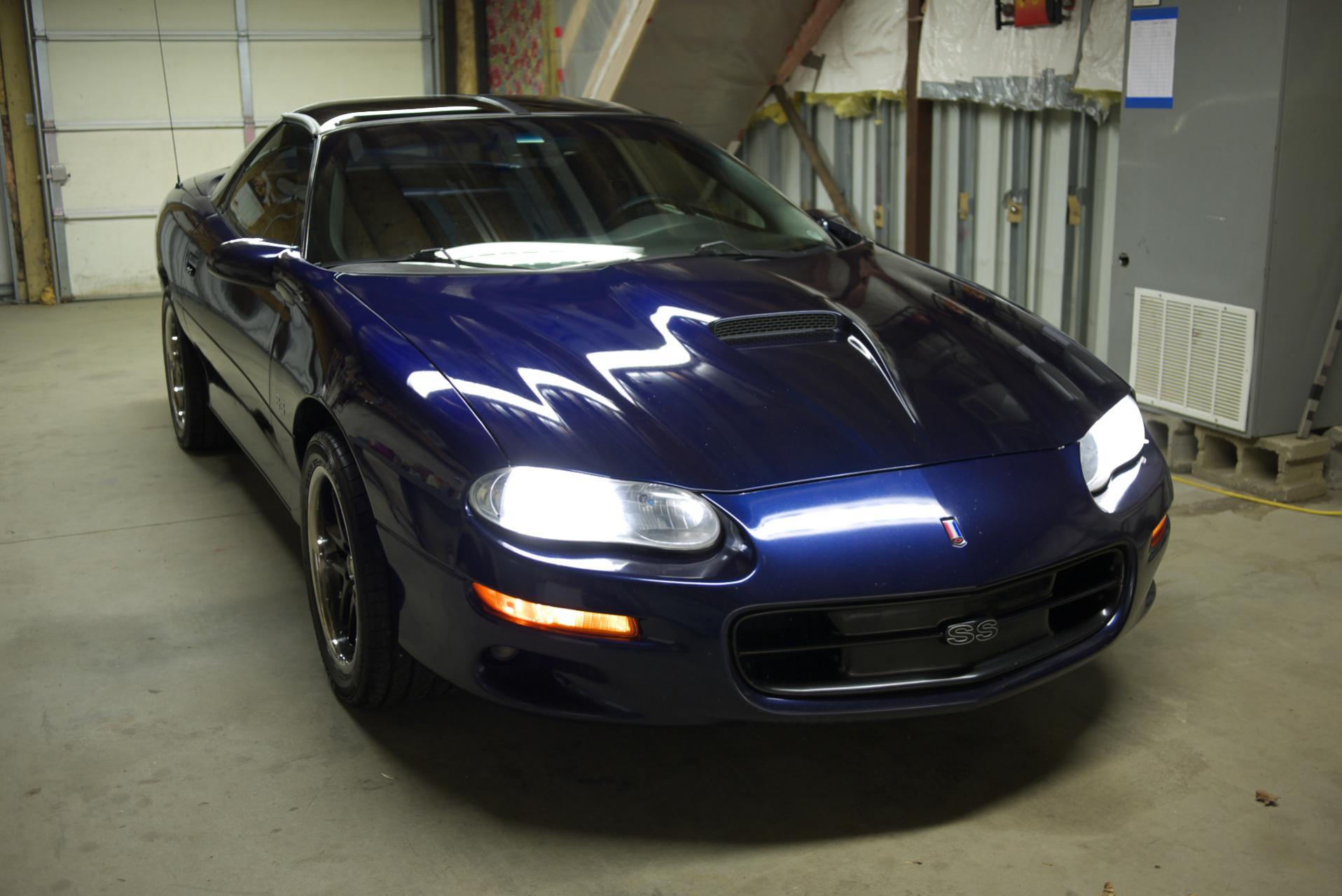 2002 Camaro SS SLP california car  LS1TECH  Camaro and