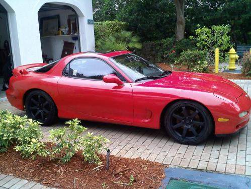 small resolution of rx7 fd with ls1 t 56 swap 1994 n miami fl