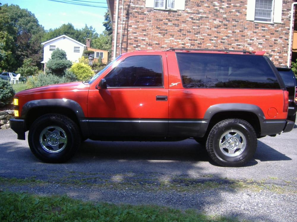 medium resolution of 1996 chevy tahoe 2 door 5 7 mint