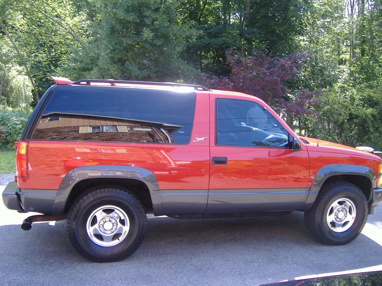hight resolution of photo jpg 1996 chevy tahoe 2 door 5 7 mint