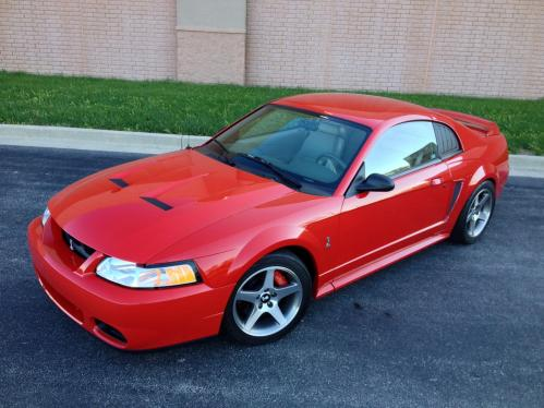 small resolution of  1999 ford mustang svt cobra procharger 36k miles photo