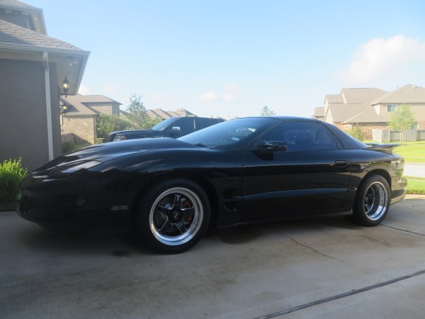 99 Trans Am - Year of Clean Water