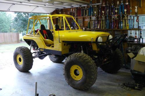 small resolution of cj5 full tube chassis buggy 1 tons mrw beadlocks iroks and much
