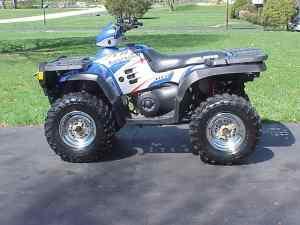 FS:2004 Polaris 700 Twin Sportsman 4x4 ATV  LS1TECH