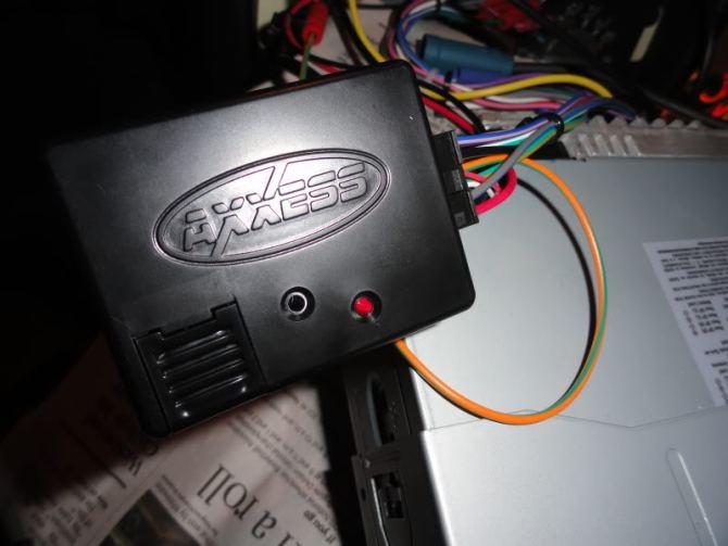 axxess aswc install walkthrough 2001 trans am steering