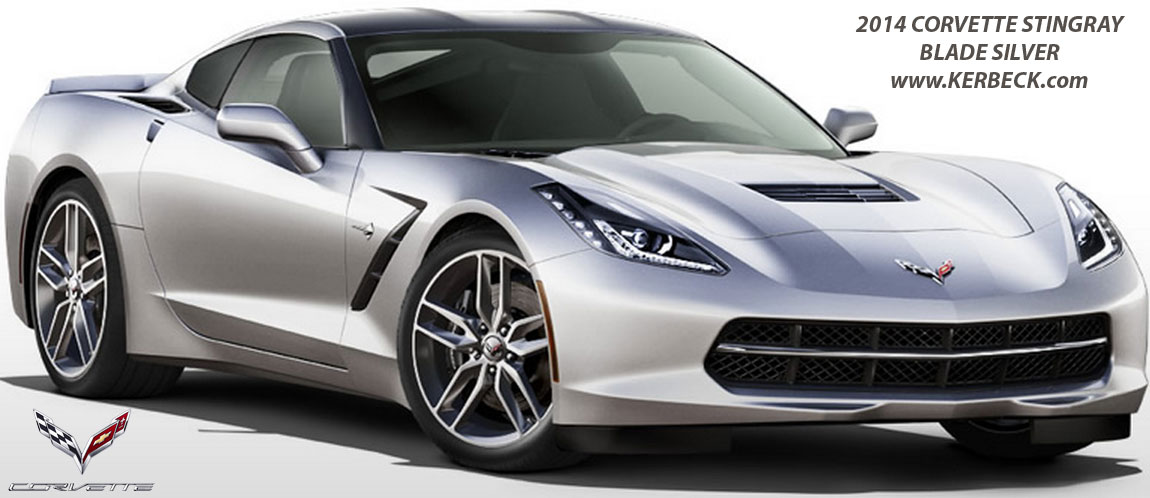 Poll: Which Color Looks Best on the 2014 C7 Corvette