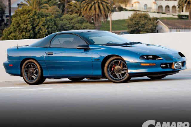 Camaro Gm Ls Chevrolet