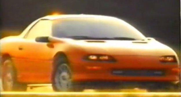 93 camaro commercial