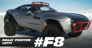 Meet the Automotive Cast of the New 'Fast 8' Movie  LS1Tech