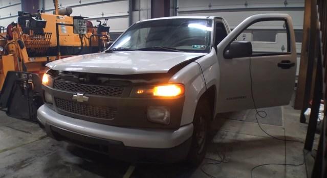 ls1tech.com LS-swapped V8 Chevy Colorado nitrous turbo build