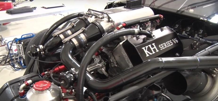 Heresy: V6 Corvette That Sets Drag Racing Records!? - LS1Tech com