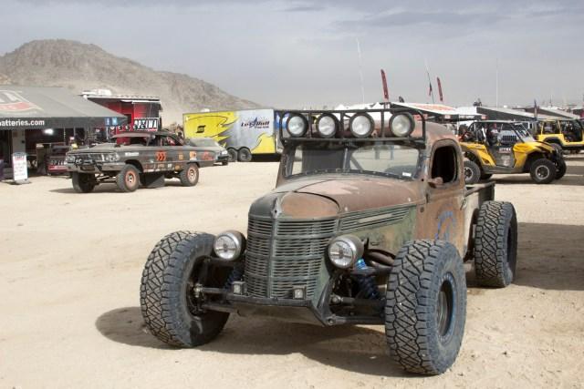 Ls1tech.com LS6 rat rod trophy truckl Trophy Rat Northrup Fabricators Ultra4 racing