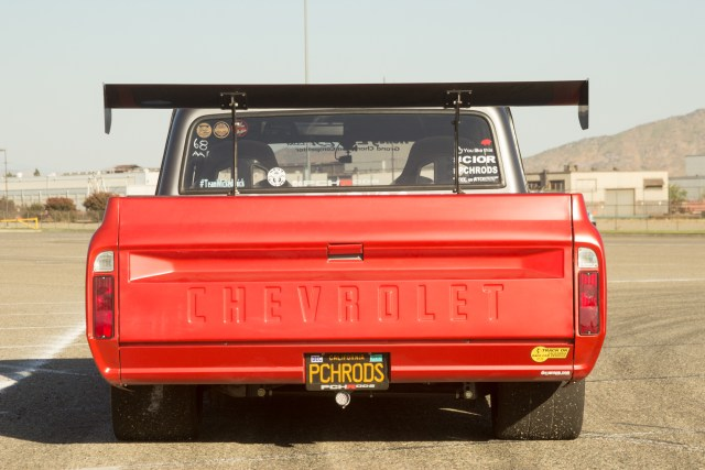 LS1tech.com Chevy C10 C-10R V8 LS1 Pro Touring V8builds autocross good Guys Ultimate Street Car Association