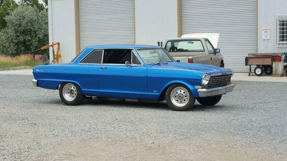Twin-Turbo LS 1964 Chevrolet Nova SS As Found on Craigslist