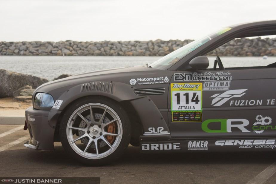 LS1tech.com Andrew Attilla LS1 E46 BMW 3-series Drift Car Pro Am Formula Drift D1 Build Profile Justin Banner