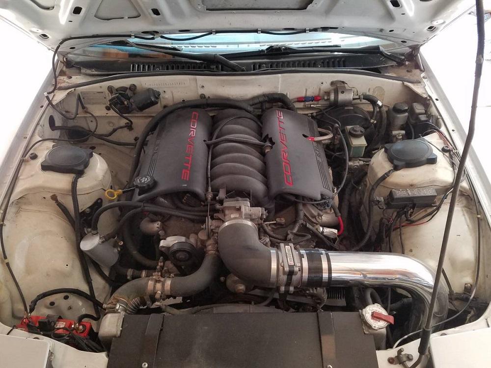 Import LS Swap Bonanza: 1991 Nissan 300ZX or 1988 Mazda RX-7